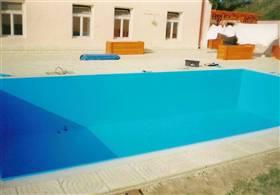 Bazénové fólie, fatrafol - Izolace Diviš
